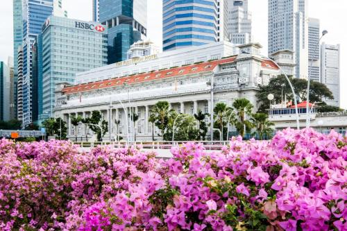 The Fullerton Hotel Singapore (SG Clean)