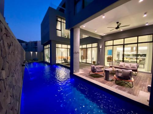 Molly Luxury Private Pool Bungalow茉莉的家豪华私人泳池别墅