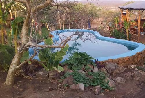 Omapaha Traditional Hut