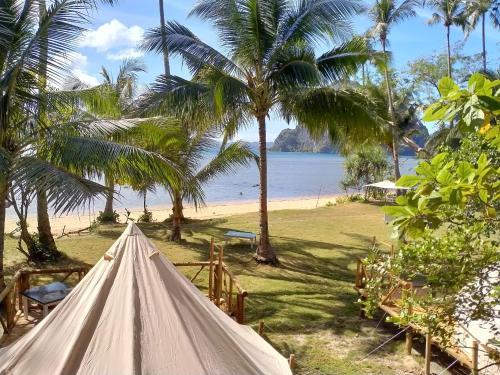 Kanba - El Nido Beachfront Camping