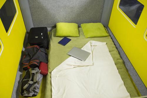 Campsule Hotel at Lupa