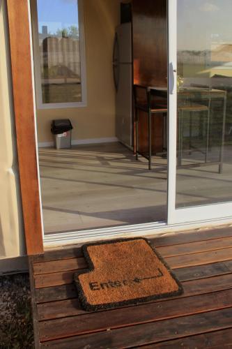 Casa con pileta en Santa Clara del Mar - Cuatro personas