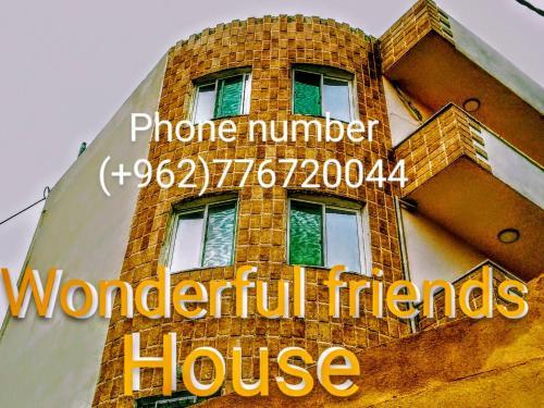 wonderful friends house