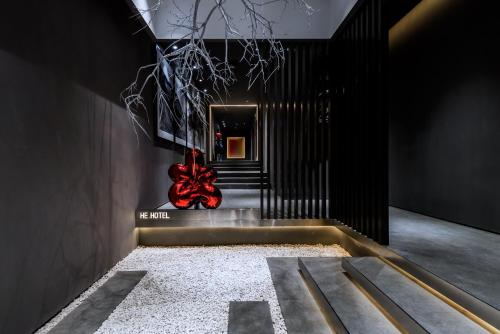 HE DESIGNER HOTEL Xi'an Drum Tower & YONGNING Gate Branch