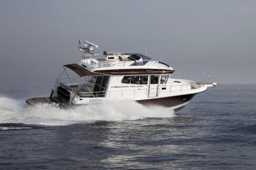 Финский катер Nord Star 42