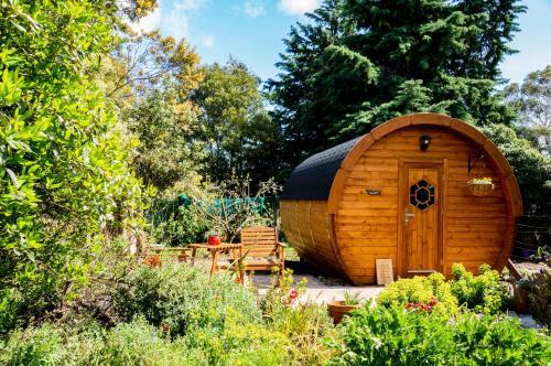 Marlborough Wine Barrel Cabins