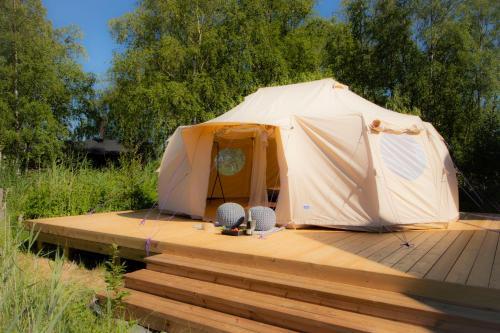 Liminganlahden Luxus-teltta