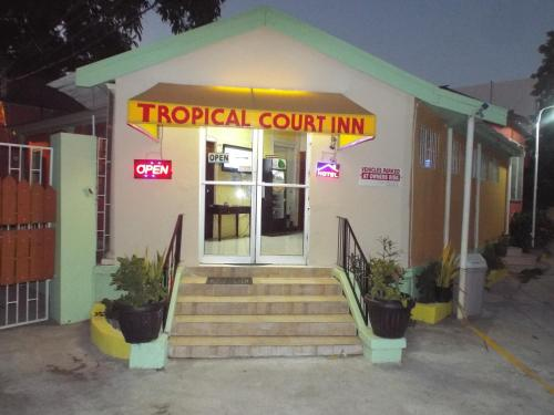 Tropical Court Inn New Kingston
