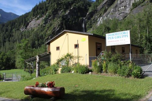Agriturismo Mattei - Dormitorio