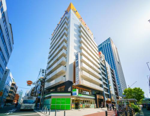 Super Hotel Premier Osaka Hommachi