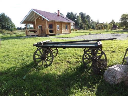 Cottage in Kirillovo