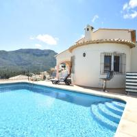 Cozy Villa in Pego with Private Pool