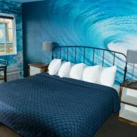 Huntington Surf Inn, hotel in Huntington Beach