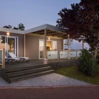 Mobile Homes Premium Vista Mare Park Umag by Camp4You