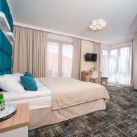 Villa Marlena Centrum-POKOJE OZONOWANE – hotel w mieście Ustronie Morskie