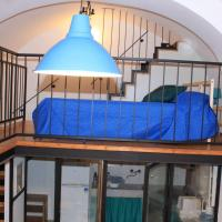 La BeCocca di San Lorenzo-loft in blue