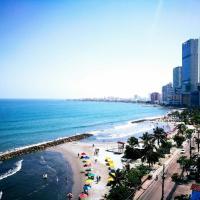 Exclusivo Apartamento Con Vista al Mar Morros Cyti