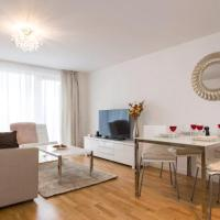 Luxury 1-Bed Apartment With Balcony In Greenwich