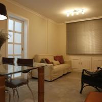 Apartamento novo e central