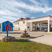 Motel 6 San Marcos, TX – North