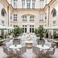 Hotel de Crillon, hotel a Parigi, 8° arrondissement