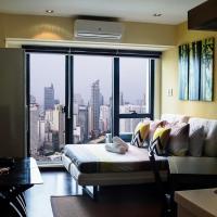 Seven Doors Apartment in Knightsbridge Residences Makati