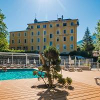 Savoy Hotel, hôtel à Brides-les-Bains
