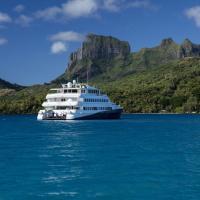 Haumana Cruise Taha'a to Bora Bora