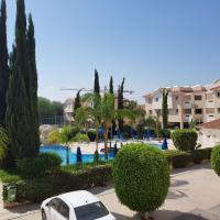 Luxury One-Bedroom Apartment (communal pool)