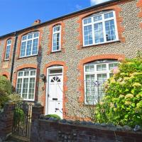 Victorian holiday home in Sheringham near the coast
