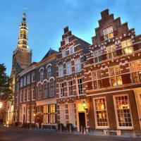 Viesnīca Boutique Hotel Steenhof Suites pilsētā Leidene