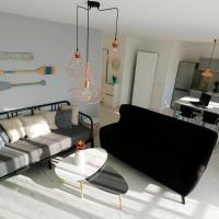 Antibes center, 2 bedrooms appartment
