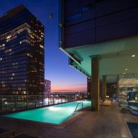 Downtown Highrise Luxury Living