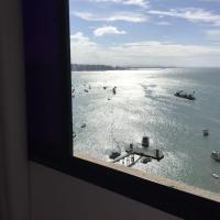 Apart Porto Jangada Suíte Vista Mar