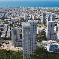 Vital W Tower Tel Aviv-4 Bedrooms 35 floor