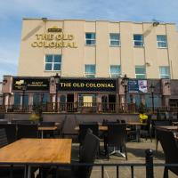 Old Colonial by Marston's Inns, hotel in Weston-super-Mare