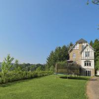 Countryside Villa in Trois Ponts Liege with garden