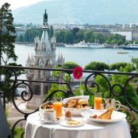 Le Richemond, hotel en Ginebra