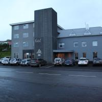 North Star Guesthouse Snæfellsnes、オーラフスビークのホテル
