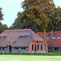 Spacious Farmhouse near Forest in Doornspijk