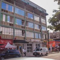 Hotel de la Paix Brazzaville