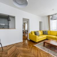 Luxury 4 Bdr flat in Saint-Germain by GuestReady