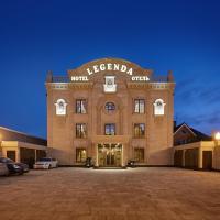 Hotel Legenda, hotel in Rostov on Don