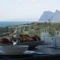 Brand New Luxury Apartment Sea, Golf and Gibraltar View