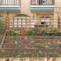 Apartamento con jardín privado frente a la Playa de Comillas