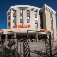 Salut Hotel, отель в Бишкеке
