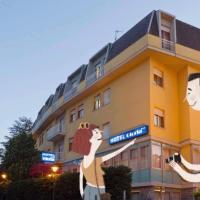 Hotel Gloria, hotel in Salsomaggiore Terme