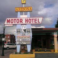 9 Arizona Motor Hotel