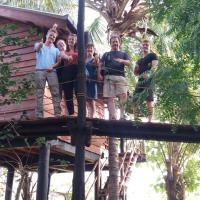 Sigiri Sarilco Rock View Treehouse