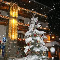 Hôtel du Glacier des Evettes
